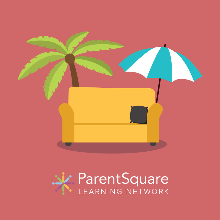 Parent Square Learning Network Graphic
